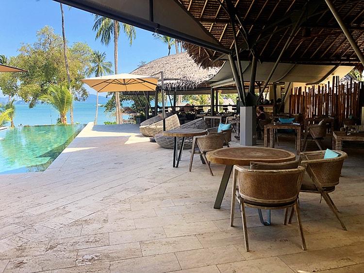 Treehouse Villas Koh Yao Noi Restaurant