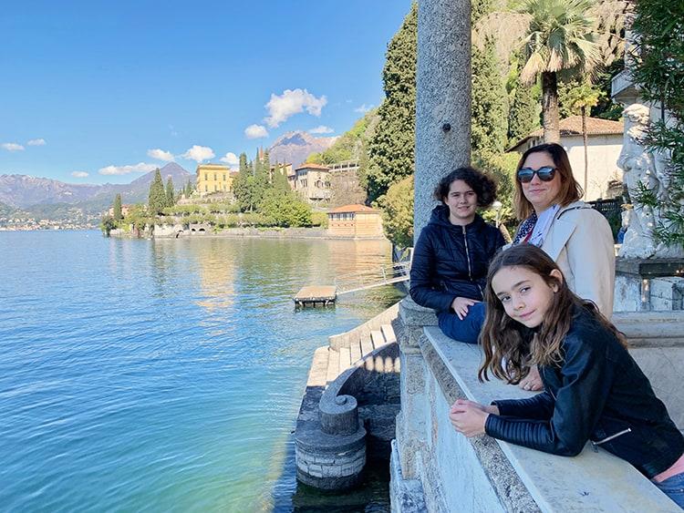 Villa Monastero Varenna Lake Como