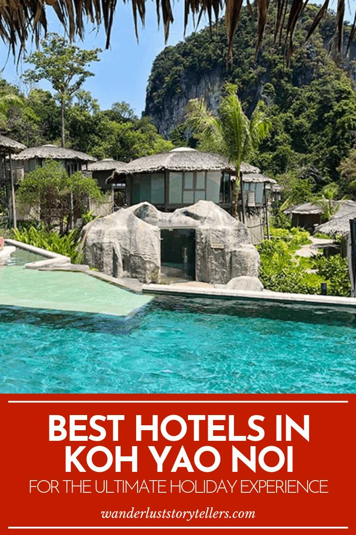Koh Yao Noi Resorts and Hotels