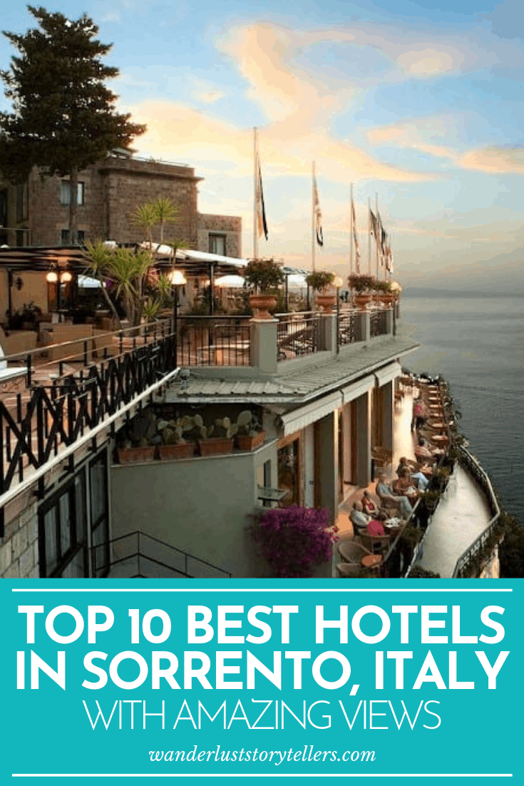 Best Sorrento Hotels and Resorts