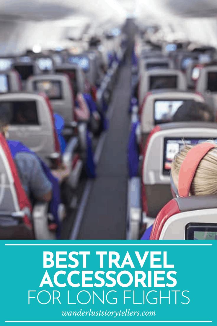 Best Travel Gear for Long Flights