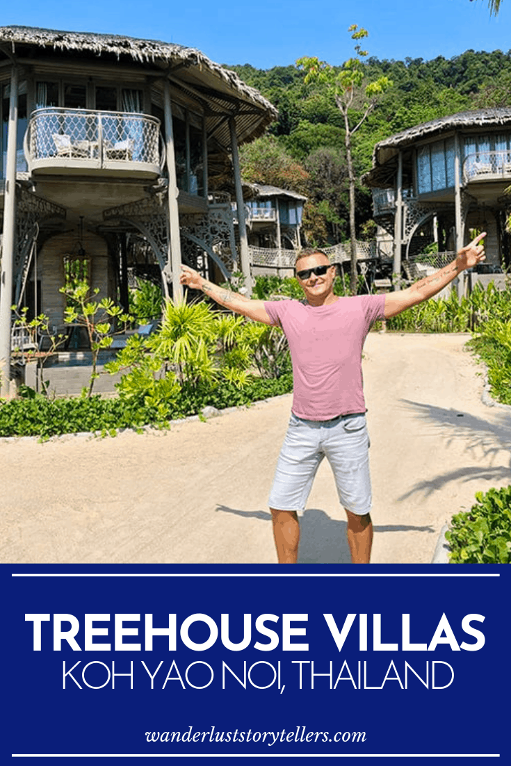 Review of Koh Yao Noi Treehouse Villas