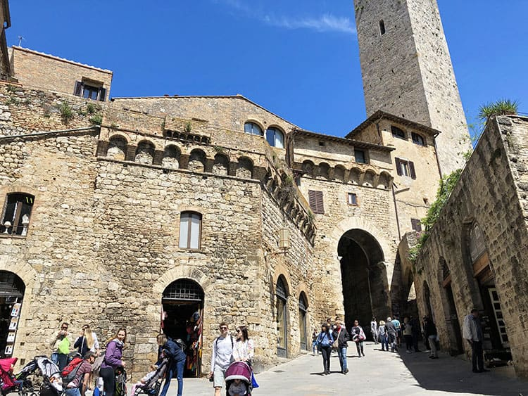What to do in San Gimignano
