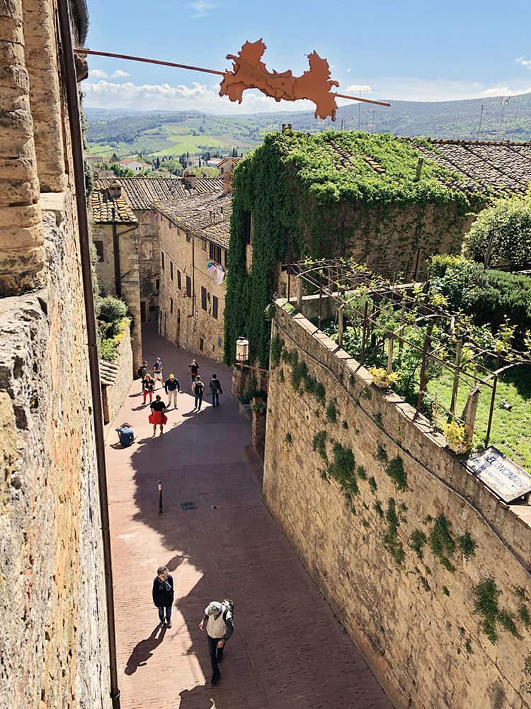 What to see in San Gimignano Italy