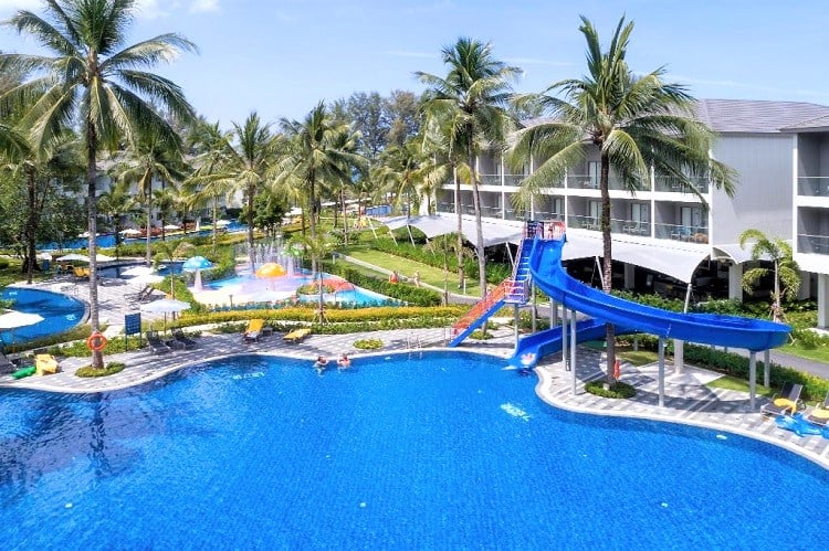 X10 Khaolak Resort - Top Hotels in Khao Lak - View