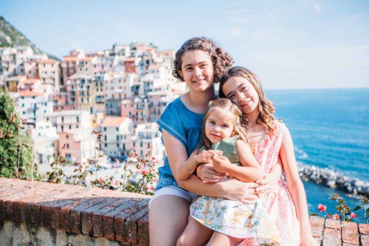 Cinque Terre with Kids