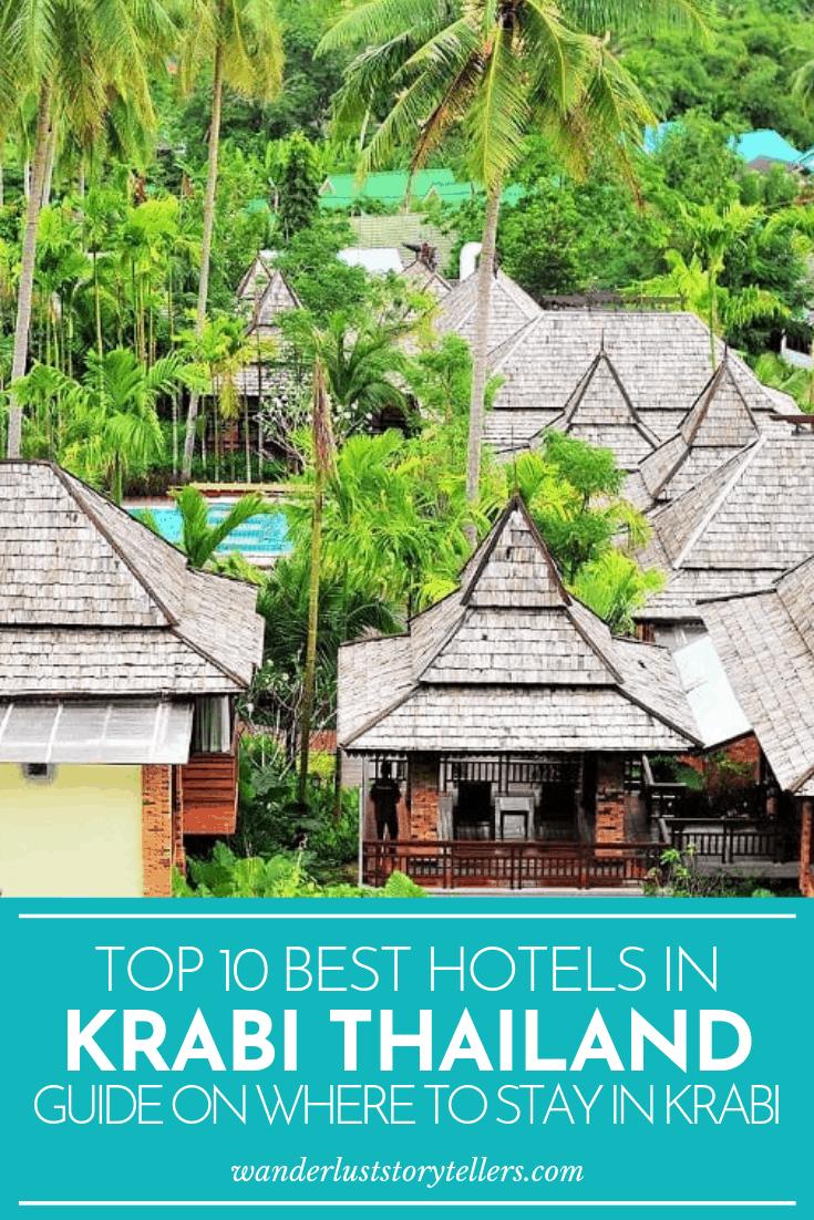 Best Krabi Hotels