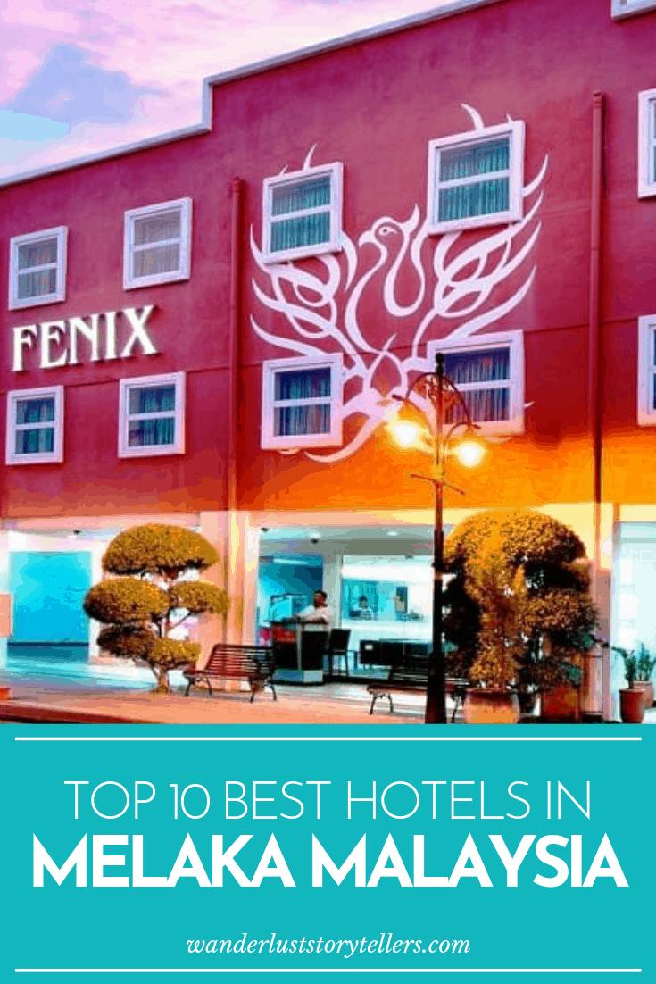 Best Melaka Hotels