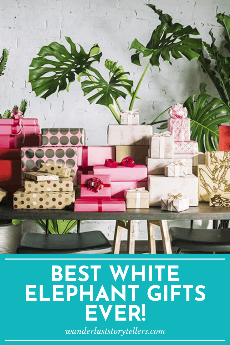 Best White Elephant Gifts for Work