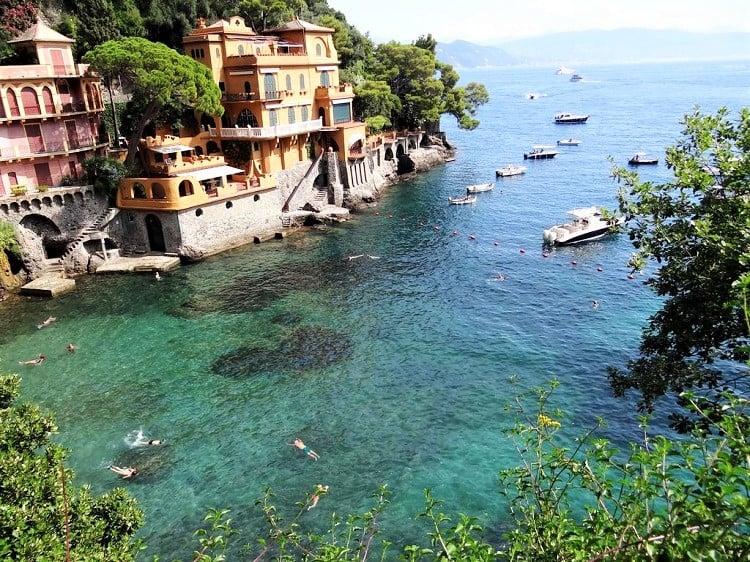 Albergo Nazionale - Best Accommodation in Portofino - View