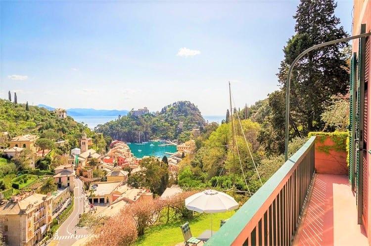 B&B Tre Mari Portofino - Best accommodation in Portofino - View