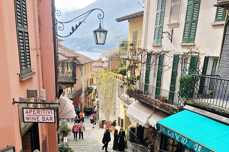 Bellagio Italy Travel Guide