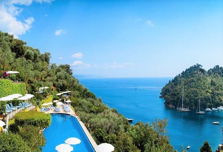 Belmond Hotel Splendido - Best Hotel in Portofino Italy - Pool