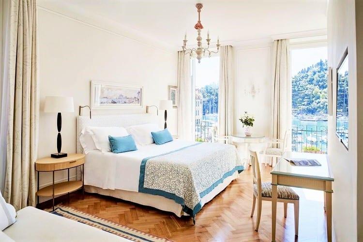 Belmond Splendido Mare - Best Hotels in Portofino Italy - Room