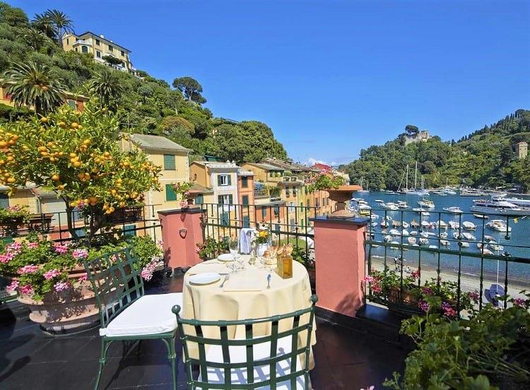Belmond Splendido Mare - Best Hotels in Portofino Italy - View