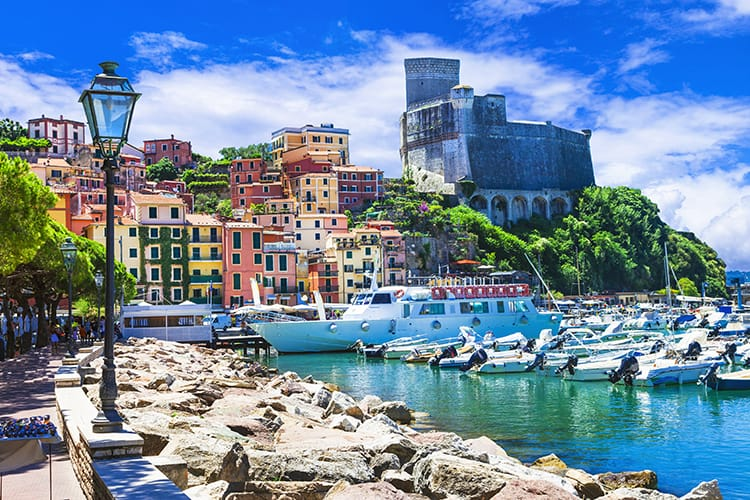 Best Italian Riviera Towns