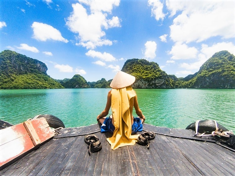 Best time to visit North Vietnam - Halong Bay