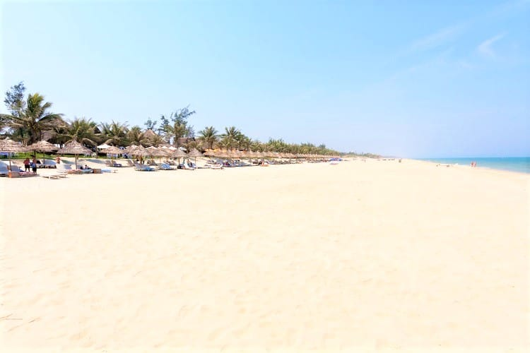 Best time to visit South Vietnam - Hoi An Beaches