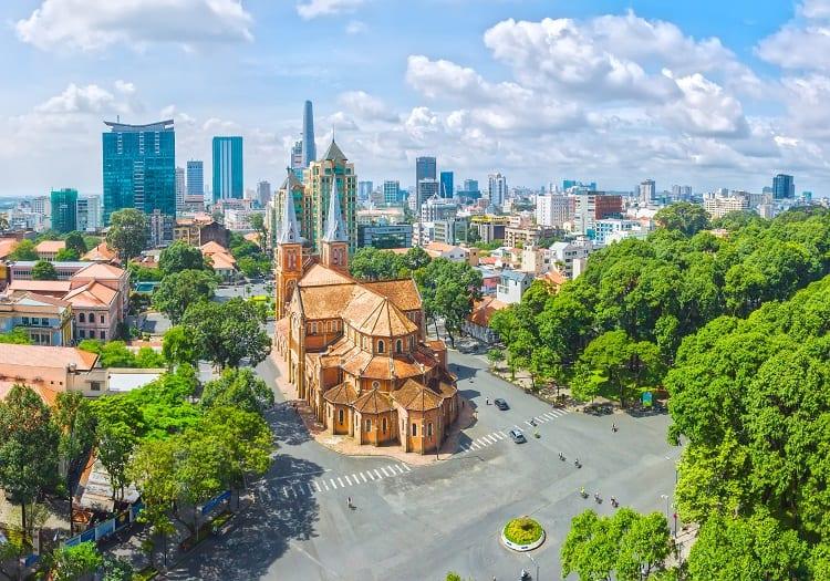 Best time to visit South Vietnam - Saigon - Ho Chi Minh City