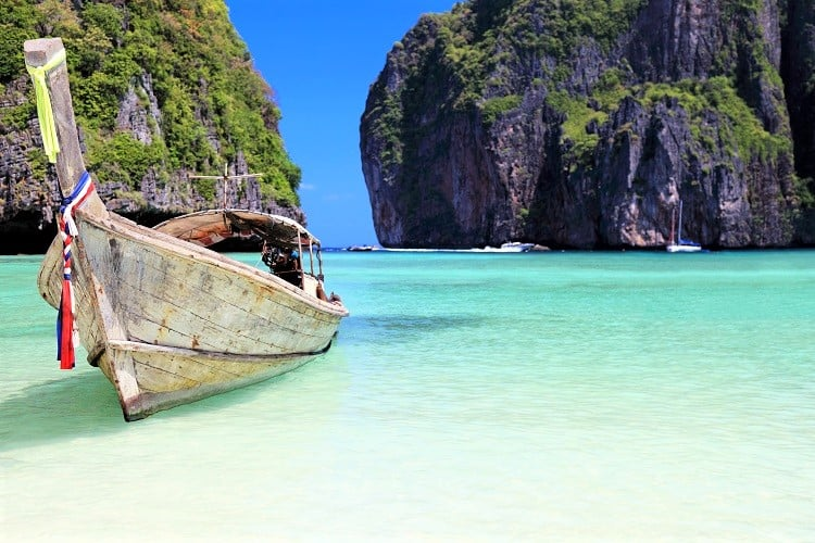 Best ways of how to get from Bangkok to Krabi