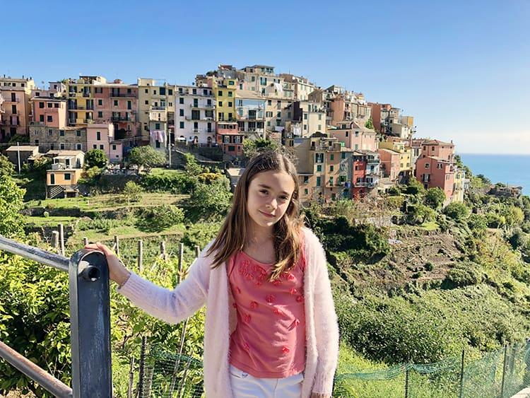 Corniglia Cinque Terre Villages