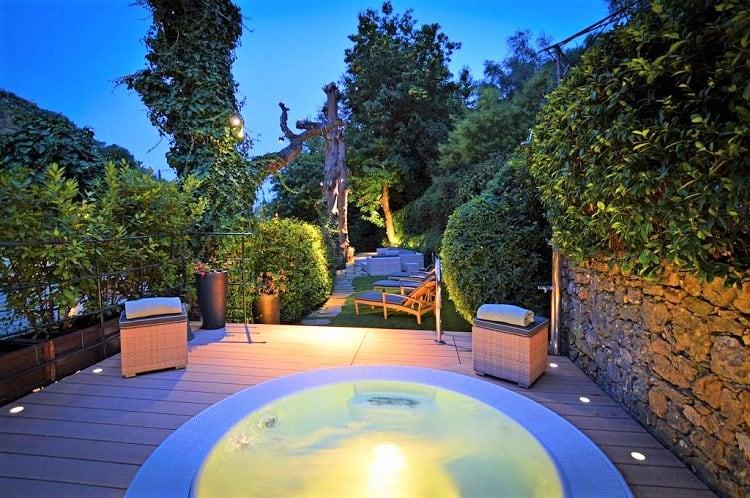 Eight Hotel Portofino - Best Hotels in Portofino - Jakuzzi