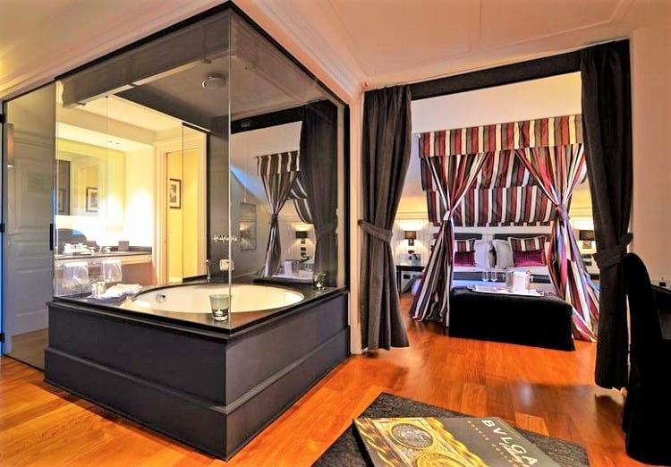 Eight Hotel Portofino - Best Hotels in Portofino - Room