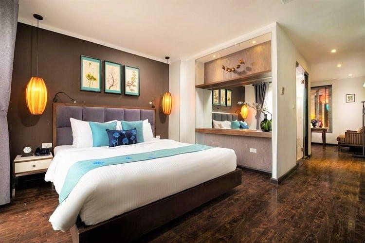 Essence Palace Hotel & Spa - Best Hanoi Hotels - Room