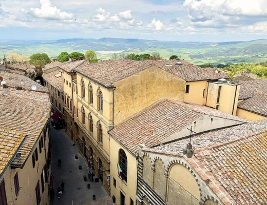Volterra Tuscany Travel Guide
