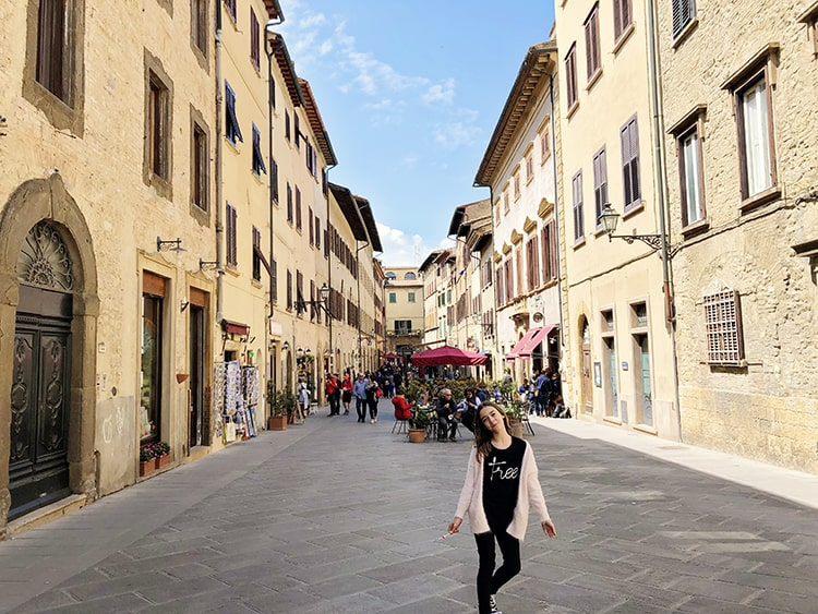 What to see in volterra, italy