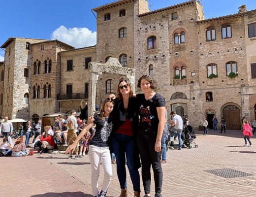 best towns in Tuscany Italy - Tuscany with Kids