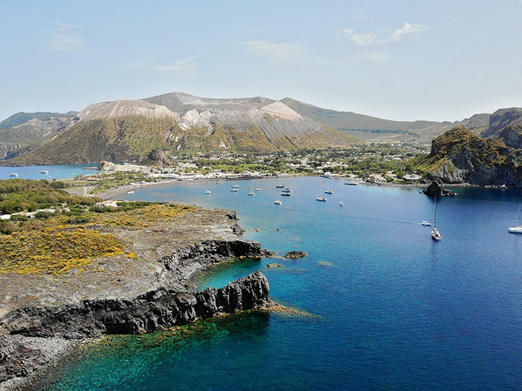 Aeolian Islands Sicily