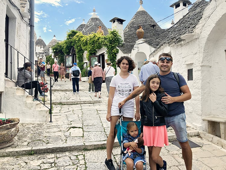 BEST CITIES IN SOUTHERN ITALY: Alberobello