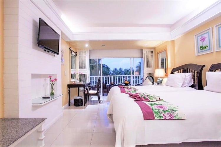 Best Beach Resort in Phuket - Thavorn Palm Beach Resort Phuket - Room