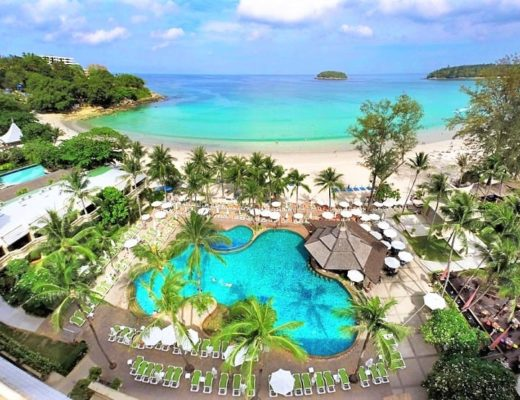Best Beachfront Hotels in Phuket - Beyond Resort Kata - Beach View