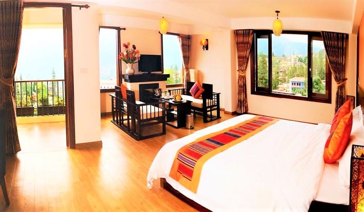 Best Boutique Sapa Hotel - Sapa Elite Hotel - Room