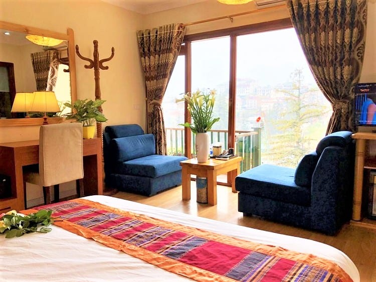 Best Boutique Sapa Hotel - Sapa Elite Hotel - Room2