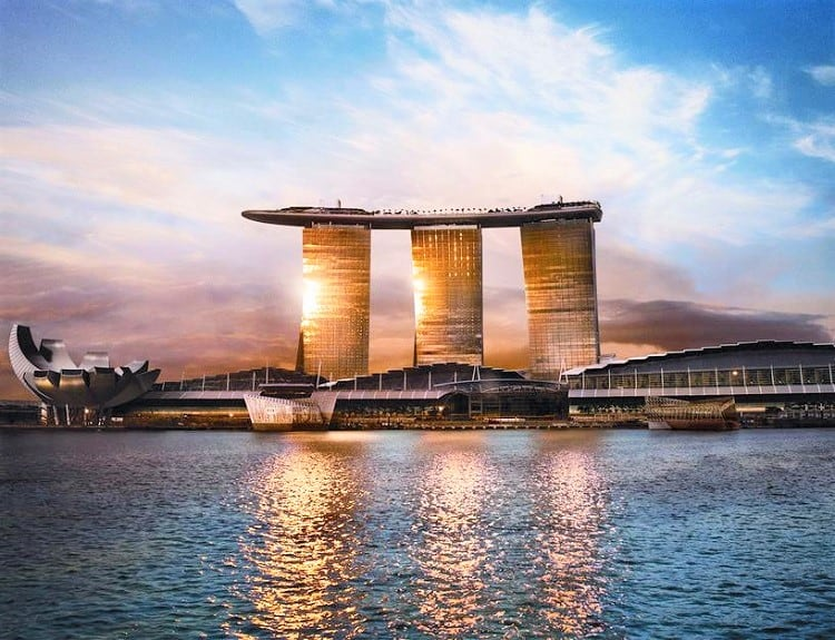 Best Family Hotel Singapore - Marina Bay Sands Hotel - Hotel