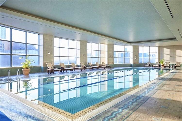 Best Family Hotel Tokyo - Grand Nikko Tokyo Daiba - Pool