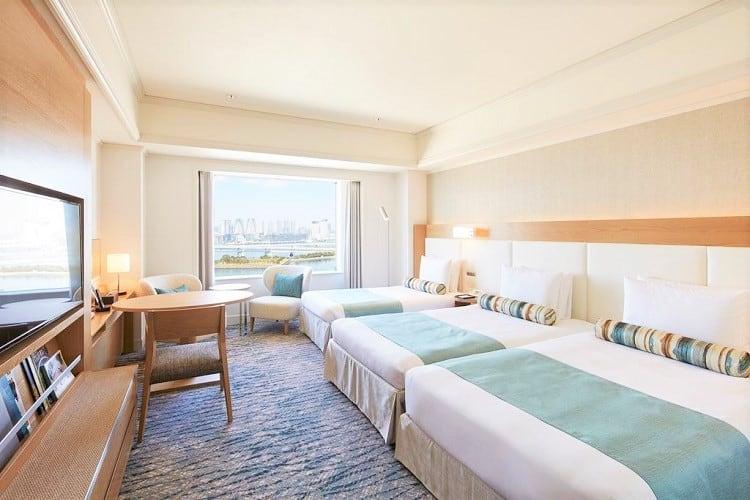 Best Family Hotel Tokyo - Grand Nikko Tokyo Daiba - Room