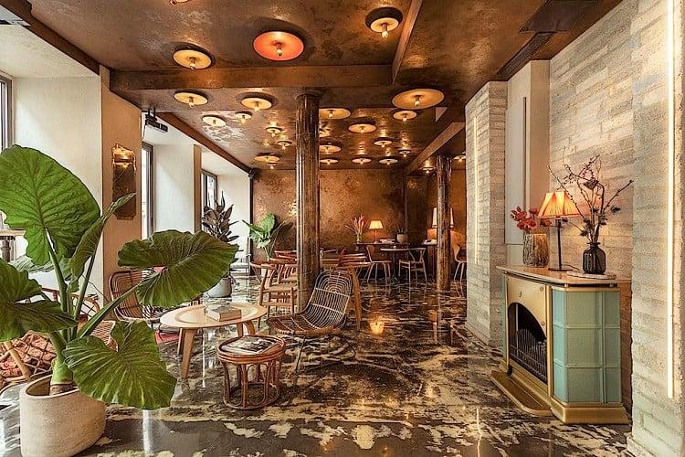 Best Family Hotel in Paris - Hôtel La Nouvelle République - Dining