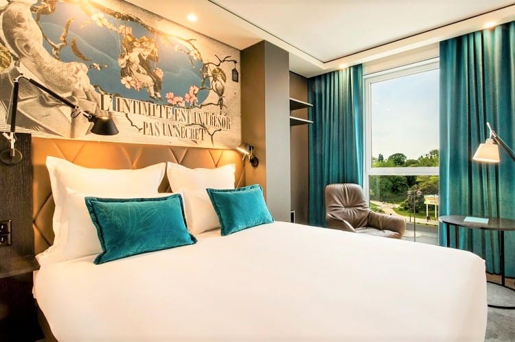 Best Family Hotels in Paris - Motel One Paris-Porte Dorée - Rooms