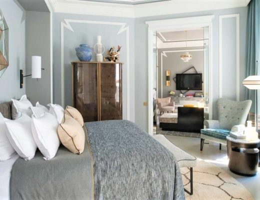 Best Family Hotels in Paris - Nolinski Paris - Room