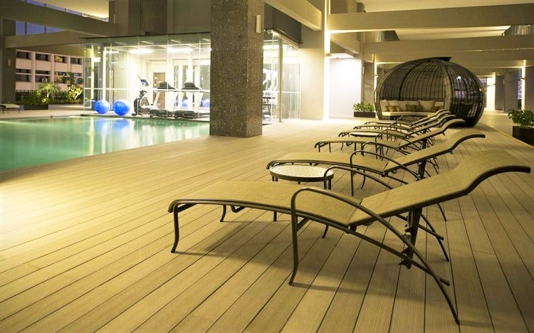 Best Family Hotels in Singapore - V Hotel Lavender - Pool