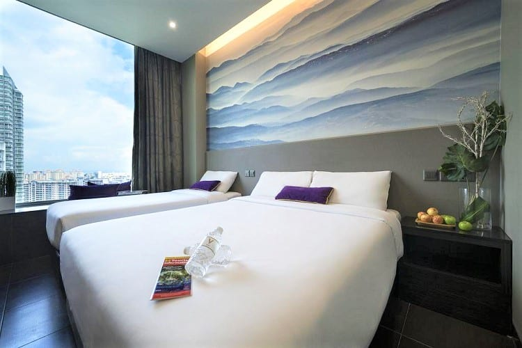 Best Family Hotels in Singapore - V Hotel Lavender - Room