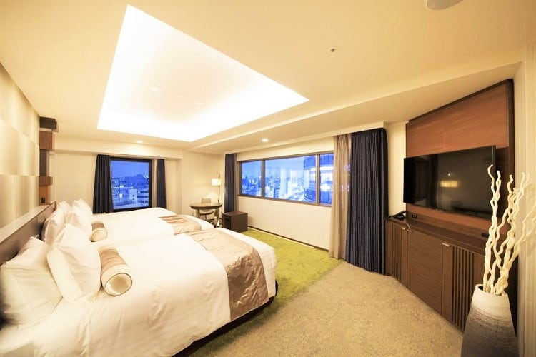 Best Family Hotels in Tokyo - Richmond Hotel Premier Tokyo Oshiage - Room