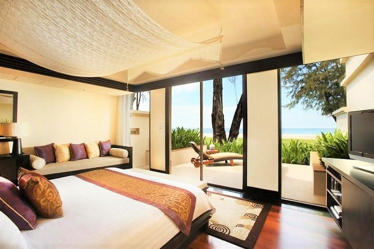 Best Hotel in Phuket on the Beach - Dusit Thani Laguna Phuket Hotel - Room