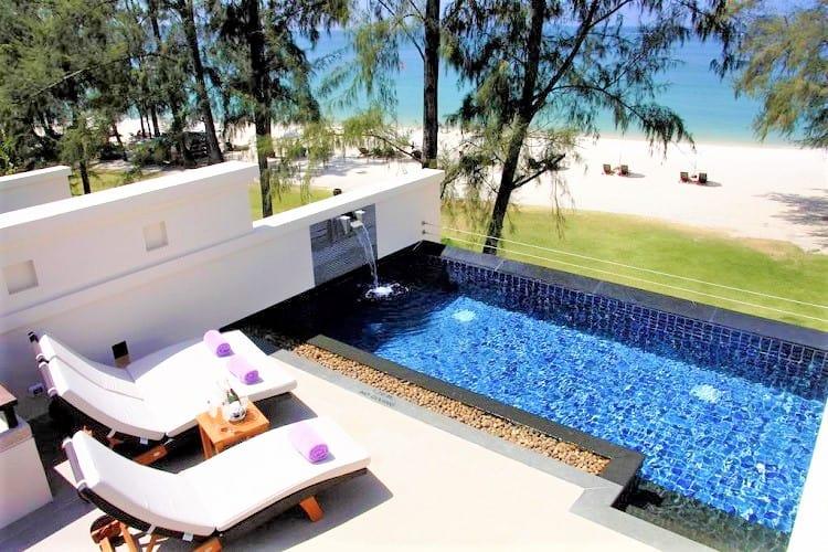 Best Hotel in Phuket on the Beach - Dusit Thani Laguna Phuket Hotel - View