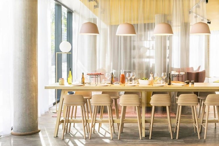 Best Hotels for Families with Kids - Okko Hotels Paris Porte De Versailles - Dining