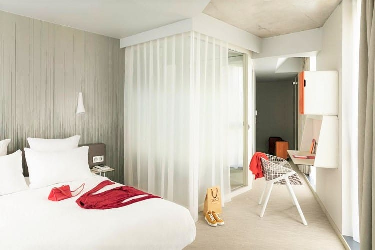 Best Hotels for Families with Kids - Okko Hotels Paris Porte De Versailles - Rooms